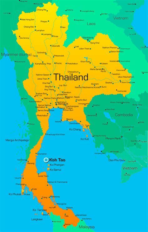 Thailande Dans La Carte Du Monde by Pourquoi Choisir D Aller En Thailande Ecrivaindumonde