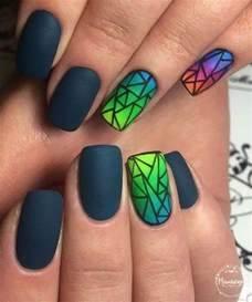 Best ideas about matte nail art on