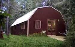 steel cabin kits steel kit homes and guest house kits