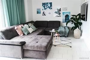 Wohnzimmer Gemütlich Gestalten : wohnzimmer einrichten und gem tlich machen inspirationen f r zuhause dreieckchen lifestyle ~ Indierocktalk.com Haus und Dekorationen