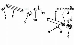Evinrude Outboard Rigging Parts  U0026 Controls By Year 1996