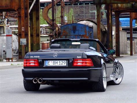 95er Mercedes-benz Sl 500