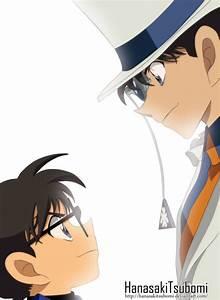 Conan y Kaito Kid~ by HanasakiTsubomi on DeviantArt