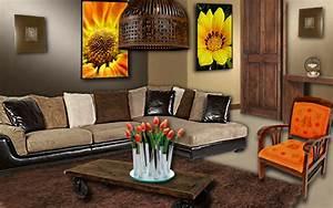 un salon fleuri floriane lemarie With tapis champ de fleurs avec tissu épais pour canapé