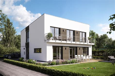 Modernes Haus Mit Pultdach Schwörerhaus