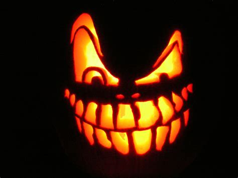 Naughty Pumpkin Carvings Stencils by The Devil Has The Best Tuna Happy Halloween From The Devil