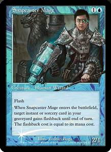 The gallery for --> Snapcaster Mage