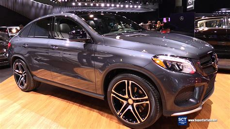 2016 Mercedes-benz Gle-class Gle 450 Amg Coupe