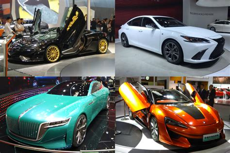 The Best And Worst Cars Of The 2018 Beijing Motor Show