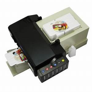 high speed cd dvd pvc label printer for epson l800 inkjet With cd dvd label printer
