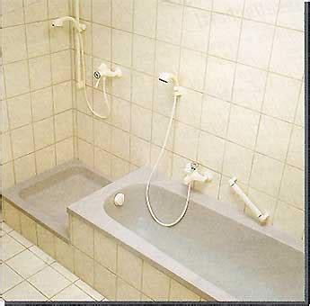 wanne in wanne badewannensanierung mit wanne in wanne system badewanne