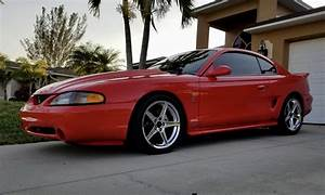 Pin by Ron Clark on Ford: 1994-98 Mustang: SN95 | Sn95 mustang, Ford mustang cobra, Mustang cobra