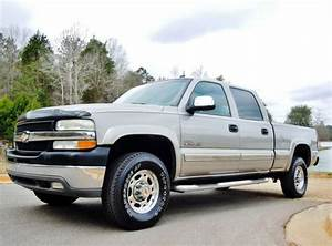 Buy Used 2002 Chevy Silverado 2500 Hd Lt  Duramax Diesel