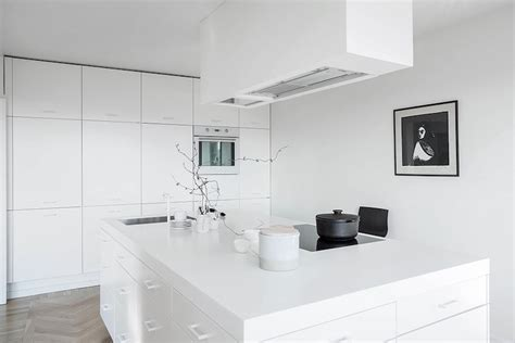 is hardwood flooring for kitchens bright scandinavian interior design showing the of white 9016
