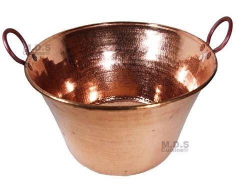 cazo de cobre  carnitas large  heavy duty gauge copper   mexico ebay