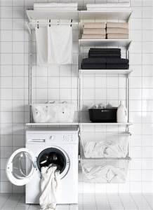 Make Up Schrank : l sung f r die waschk che gestaltet mit der serie algot m bel zimmer pinterest ~ Frokenaadalensverden.com Haus und Dekorationen