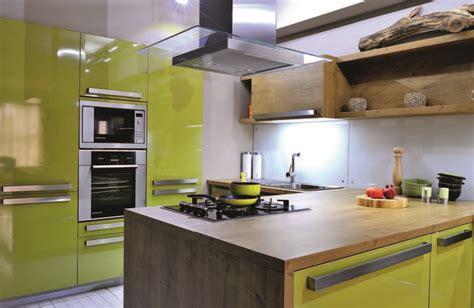cuisine schmidt vert olive