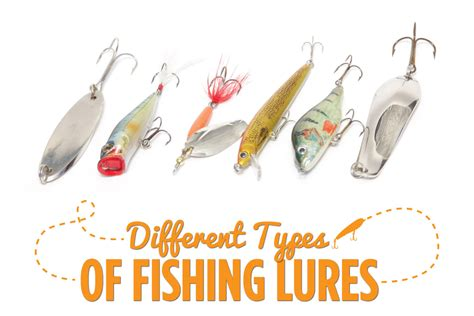 types  fishing lures austates
