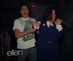 Ellen Degeneres Amy Halloween Horror Nights by 13 Days Of Glamberween Ellen Degeneres Sends Her Producer