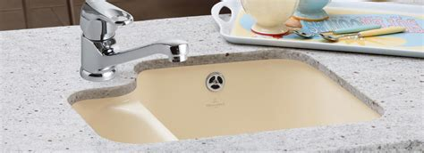cuisine evier d angle évier sous plan de qualité premium villeroy boch