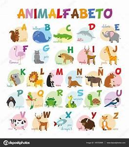Animal Qui Commence Par U : dibujos abecedario animados alfabeto de zoo ilustrado de dibujos animados lindo con ~ Medecine-chirurgie-esthetiques.com Avis de Voitures