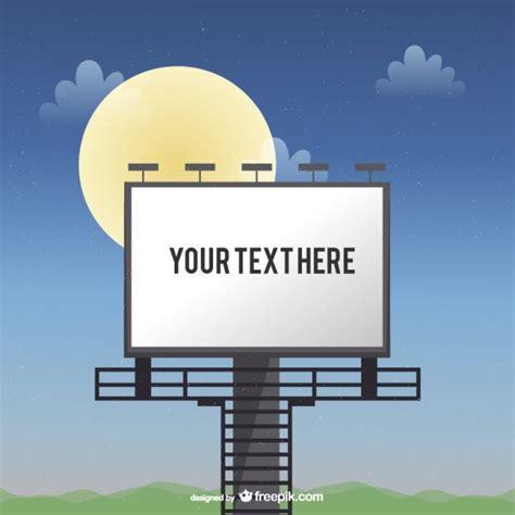 Billboard Template billboard template vector vector 626 x 626 · jpeg