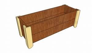 Simple Planter Box Plans