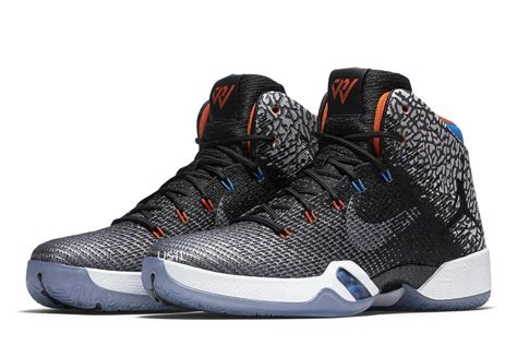 Air Jordan 31 Why Not For Russell Westbrook Detailed