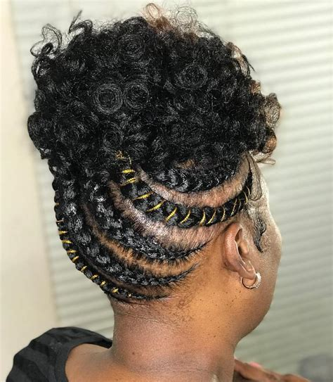 Black Hairstyles With Twists In The Front by 45 Hairstyles For Black To Turn Heads