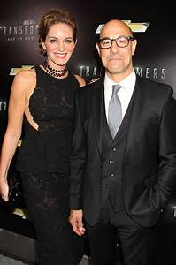 Stanley Tucci Second Wife Felicity Blunt-First Wife Died ...