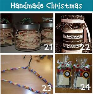 Handmade Christmas Gift Ideas diy}