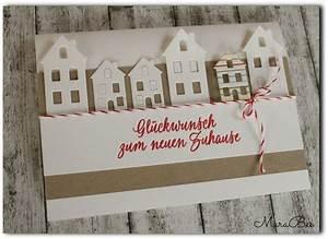 Glückwünsche Zum Eigenen Haus : gl ckw nsche karte zum einzug ein designerst ck von ~ Lizthompson.info Haus und Dekorationen