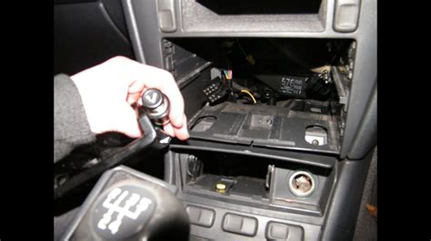 cigarette lighter socket plug replacement shown  volvo