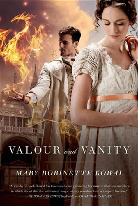 Vanity Book - valour and vanity glamourist histories 4 by