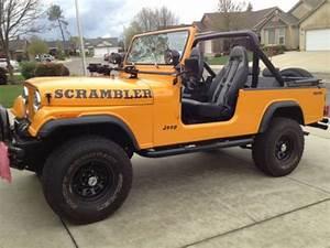 Buy New Jeep Scrambler 1982 Cj8 Extras   In Redding