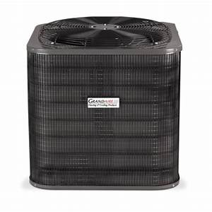 2 Ton 15 5 Seer Variable Speed Grandaire Central Air