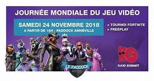 Le Paddock Amneville : journ e mondiale du jeu vid o tournoi fornite 1 kaio gaming ~ Melissatoandfro.com Idées de Décoration