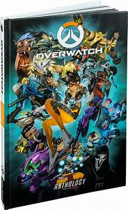 Hq - Overwatch  Anthology Volume 1  Importado