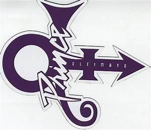 Prince Ultimate US Promo memorabilia (410511) PROMO STICKER
