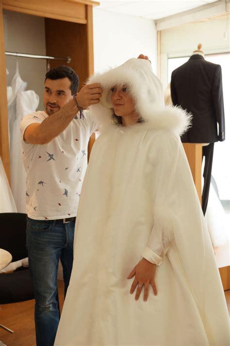 mariage en hiver que porter par dessus ma robe pour ne pas avoir froid mademoiselle dentelle