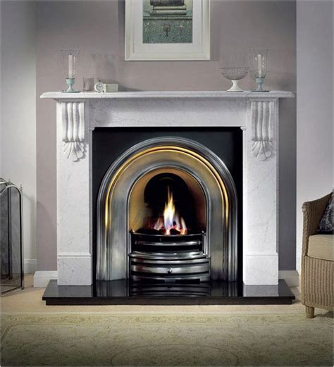 Modern Fireplace Surrounds Ideas   FIREPLACE DESIGN IDEAS