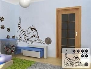 Bilder Kinderzimmer Selber Malen : wandschablonen f r das babyzimmer ~ Fotosdekora.club Haus und Dekorationen