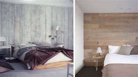 Bedroom paneling ideas, ideas for bedrooms with wood