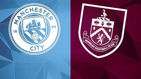 Premier League: Manchester City v Burnley - Live - BBC Sport