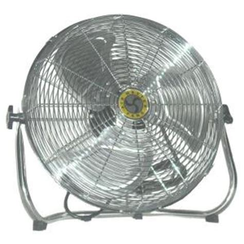 Home Depot Floor Fans by Airmaster 18 In Low Pivot Floor Fan Discontinued 78974