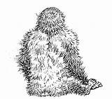 Gorilla Coloring Pages Grodd Animals Printable Night Getcoloringpages Animal Cool Jungle sketch template