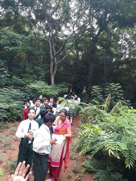 field trip  forest department vydehi school