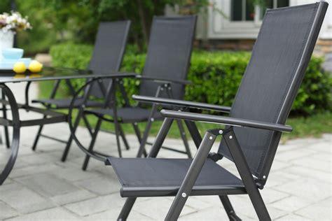 chaise de jardin aluminium awesome table de jardin aluminium et chaise gallery