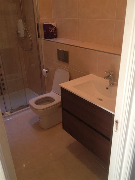 Mains Shower by Bathroom With Shower Remodel Blackrock Co Dublin