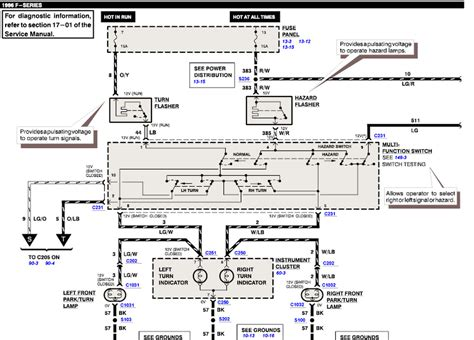 96 Ford F350 Wiring Diagram by How Can I Get A Diagram Of A Streeing Collum For A94 F350